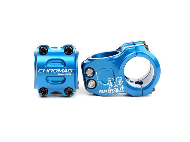 Chromag Ranger V2 Styrstam Ø 31,8 mm blå